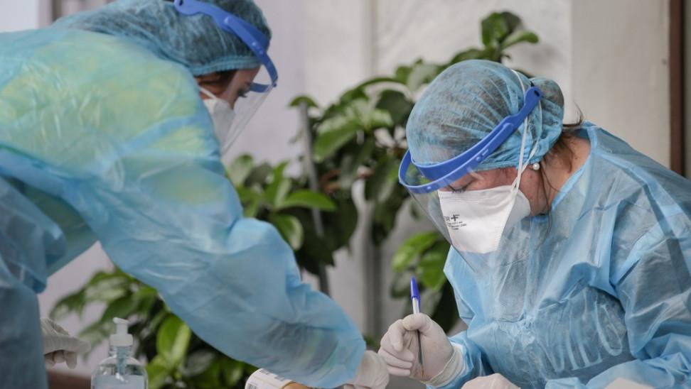 ΕΟΔΥ: Από 2.617 rapid test βρέθηκαν 23 κρούσματα την Κυριακή